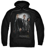 Hoodie: Person Of Interest - Cast Pullover Hoodie