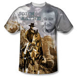 John Wayne - Ride Em Cowboy Sublimated