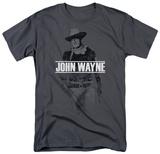 John Wayne - Fade Off T-shirts