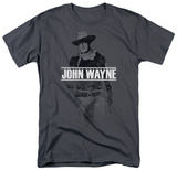 John Wayne - Fade Off T-Shirt