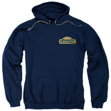 Hoodie: Polar Express - Conductor Pullover Hoodie