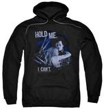Hoodie: Edward Scissorhands - Hold Me Pullover Hoodie