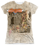 Juniors: Aerosmith - Toys In The Attic T-Shirt