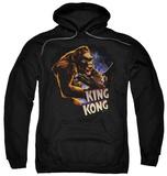Hoodie: King Kong - Kong And Ann Pullover Hoodie