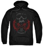 Hoodie: Sons Of Anarchy - Cross Guns Pullover Hoodie