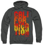 Hoodie: Californication - Cali Type Pullover Hoodie