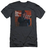 John Coltrane - Last Train (slim fit) T-shirts