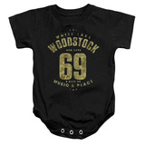 Infant: Woodstock - White Lake Infant Onesie