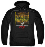Hoodie: Beverly Hills Cop II - The Heats Back On Pullover Hoodie