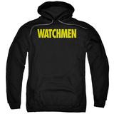 Hoodie: Watchmen - Logo Pullover Hoodie