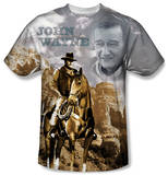 Youth: John Wayne - Ride Em Cowboy Shirts