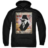 Hoodie: Watchmen - Who Watches Pullover Hoodie