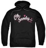Hoodie: Grease - Oh Sandy Pullover Hoodie