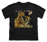 Youth: Isaac Hayes - At Wattstax T-shirts