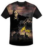 Youth: King Kong - Kong In The City(black back) T-Shirt