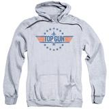 Hoodie: Top Gun - Star Logo Pullover Hoodie