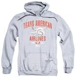 Hoodie: Airplane - Trans American Pullover Hoodie