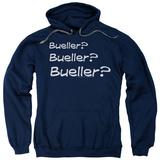 Hoodie: Ferris Bueller's Day Off - Bueller Pullover Hoodie