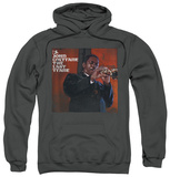 Hoodie: John Coltrane - Last Train Pullover Hoodie