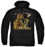 Hoodie: Isaac Hayes - At Wattstax Pullover Hoodie