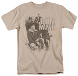 John Wayne - In The West Shirts