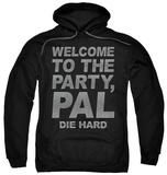Hoodie: Die Hard - Party Pal Pullover Hoodie