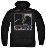 Hoodie: John Coltrane - Prestige Recordings Pullover Hoodie