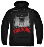 Hoodie: King Kong - At The Gates Poster Pullover Hoodie