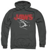 Hoodie: Jaws - Cracked Jaw Pullover Hoodie