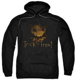 Hoodie: Trick R Treat - Logo Pullover Hoodie