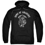 Hoodie: Sons Of Anarchy - Soa Reaper Shirts