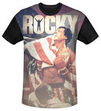 Youth: Rocky - American Dreams(black back) T-shirts