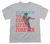 Youth: Miles Davis - Cool Lives Shirts