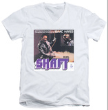 Isaac Hayes - Shaft V-Neck T-Shirt
