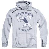 Hoodie: Popeye - Poopdeck Academy Pullover Hoodie