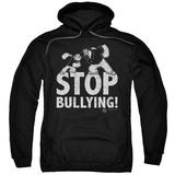 Hoodie: Popeye - Stop Bullying Pullover Hoodie