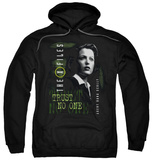 Hoodie: The X-Files - Scully Pullover Hoodie