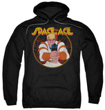Hoodie: Space Ace - Aiming Ace Pullover Hoodie