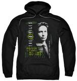 Hoodie: The X-Files - Mulder Pullover Hoodie