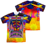 Jefferson Airplane - San Francisco (Front/Back Print) T-shirts