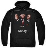 Hoodie: The Three Stooges - Wiseguys Pullover Hoodie
