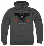 Hoodie: M.A.S.H - Eagle Pullover Hoodie