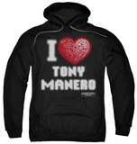 Hoodie: Saturday Night Fever - I Heart Tony Pullover Hoodie