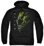 Hoodie: Alien - Acid Drool T-Shirt