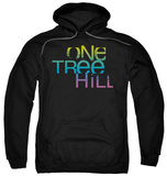 Hoodie: One Tree Hill - Color Blend Logo Pullover Hoodie