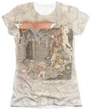 Juniors: Aerosmith - Toys In The Attic T-shirts
