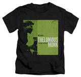 Youth: Thelonious Monk - Work Shirts