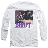 Long Sleeve: Isaac Hayes - Shaft T-shirts