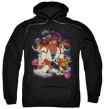 Hoodie: Space Ace - Ace & Company Pullover Hoodie