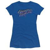 Juniors: Jefferson Airplane - Gradient Logo T-Shirt